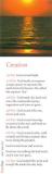 Bookmark: The Creation Week