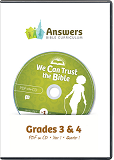 Entire 3 year Bible Study for ages 8 - 10