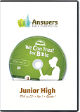 Entire 3 year Bible Study for ages 12 - 14
