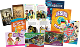 Children's Evangelism Sample Pack